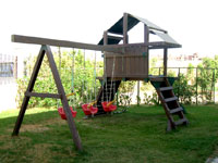 Playground Manufactured by Bungalow